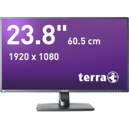 [3030007] TERRA LED 2456W schwarz DP, HDMI GREENLINE PLUS