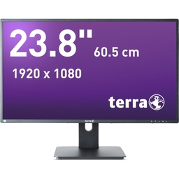 [3030008] TERRA LED 2456W PV schwarz DP, HDMI GREENLINE PLUS