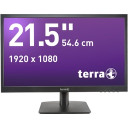 [3030020] TERRA LED 2226W black HDMI GREENLINE PLUS