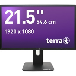 [3030021] TERRA LED 2256W PV schwarz DP, HDMI GREENLINE PLUS