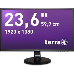 [3030029] TERRA LED 2447W schwarz HDMI GREENLINE PLUS