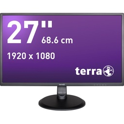 [3030041] TERRA LED 2747W schwarz HDMI GREENLINE PLUS