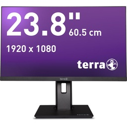[3030061] TERRA LED 2463W PV black DP/HDMI GREENLINE PLUS