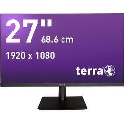 [3030071] TERRA LED 2763W black DP/HDMI GREENLINE PLUS