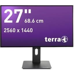 [3030083] TERRA LED 2766W PV schwarz DP/HDMI GREENLINE PLUS